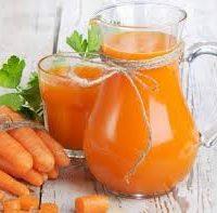 carotte a jus