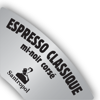 café espresso classique