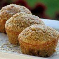muffin peche erable
